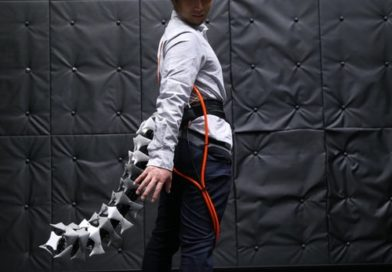 Robotic Tail .. Artificial Intelligence Helps Humans