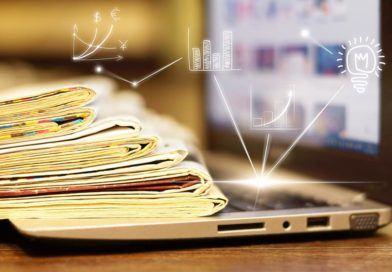The 10 Media companies that will lead AI Journalism in the next decade