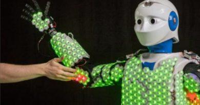 Will Robots Feel Like Humans ?