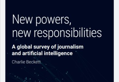 New Powers, New Responsibilities to AI Journalism